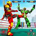 Super Robot Ring Fighter Icon