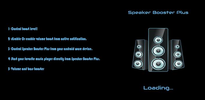 Speaker Booster Plus apk