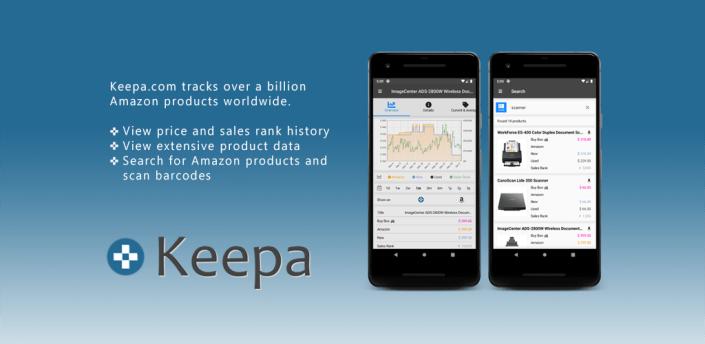 Keepa - Amazon Price Tracker apk