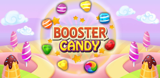 Booster Candy : Match 3 Pop Mania Game 2019 apk