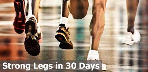 Strong Legs in 30 Days - Legs Workout apk