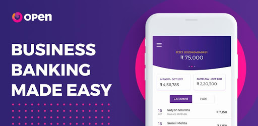 Open: Business payments made super fast & easy apk