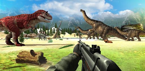Dinosaur Hunter Sniper Safari Animals Hunt apk