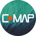 C-MAP - Marine Charts. GPS navigation for Boating Icon