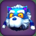 Talking friend. My wolf free Icon