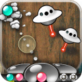 Angry UFOs Icon