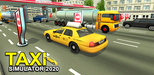 Taxi driving Simulator 2020-Taxi Sim Driving Games apk