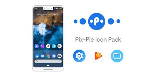 Pix-Pie Icon Pack apk