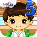 Pinoy Kids Grade 5 Games Icon