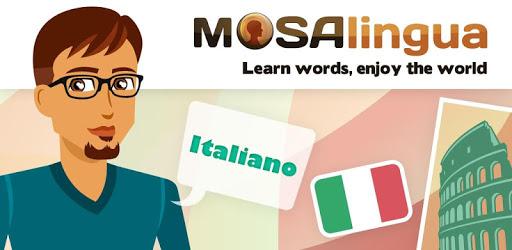 Learn Italian with MosaLingua apk
