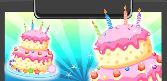 Birthday Cake Coloring Book apk