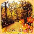 Autumn Streets Live Wallpaper Icon