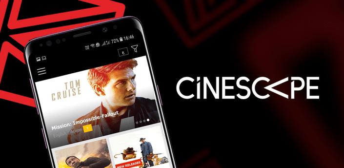Cinescape - KNCC apk