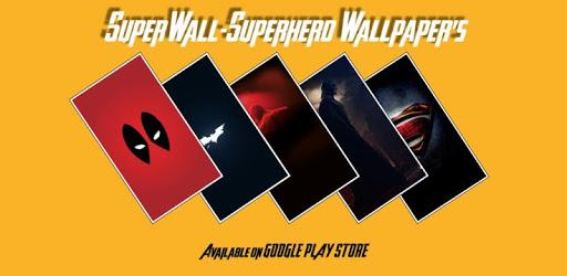 SuperWall - 4K Superhero Wallpapers and background apk