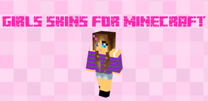 Girls Skins for Minecraft PE 🎮 apk