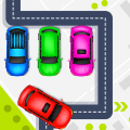 Unblock Car Parking Free Icon