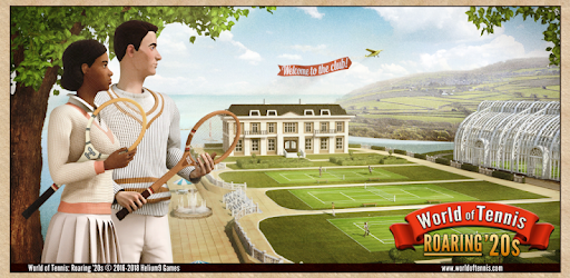 World of Tennis: Roaring '20s — online sports game apk