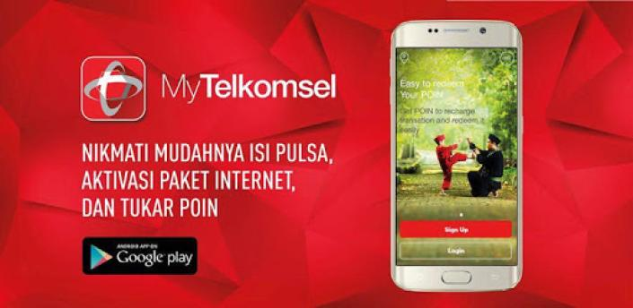 MyTelkomsel – Check & Buy Packages, Redeem POIN apk