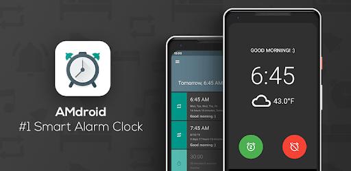 Smart Alarm Clock for Heavy Sleepers — Wake & Math apk