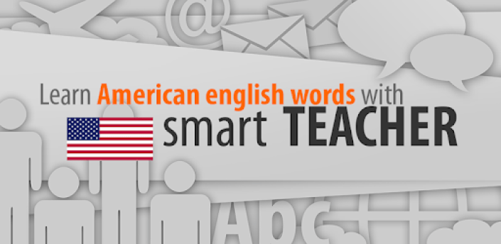 Learn American English words with Smart-Teacher apk