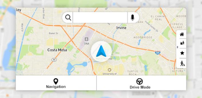 GPS, Maps, GPS Navigation, voice navigation apk