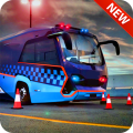 Police Bus Driving Simulator - Bus Simulator 2020 Icon