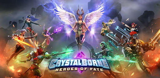 Crystalborne: Heroes of Fate apk