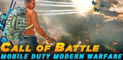 Call of Battle Mobile Duty - Modern Fps Warfare apk