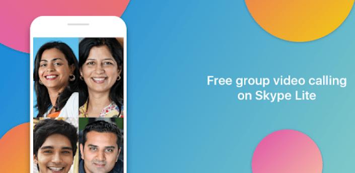 Skype Lite - Free Video Call & Chat apk