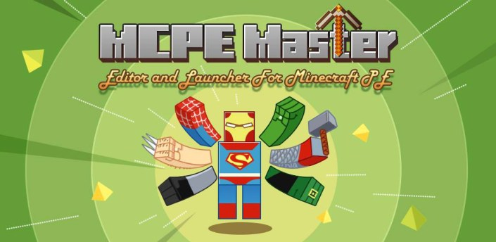 Master for Minecraft- Launcher apk