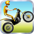 Moto Race -- physics motorcycle dirt racing game Icon