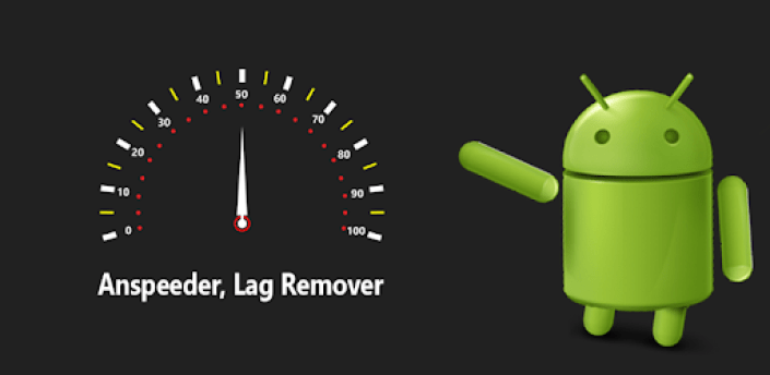 Anspeeder, lag remover and game booster apk