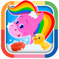 My Pet Rainbow Horse for Kids Icon