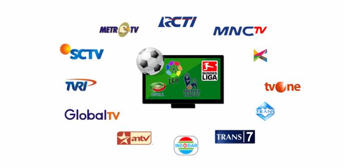Jadwal Siaran Bola dan TV apk
