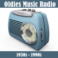 Oldies Radio 500+ Stations Icon