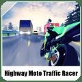 Highway Moto Viber Race Icon