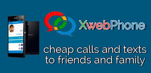 XwebPhone International Calls apk