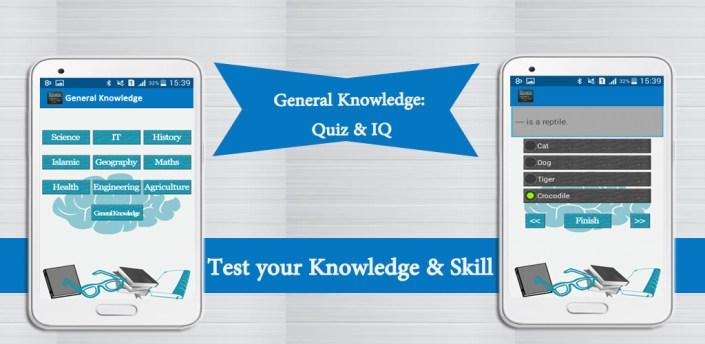 General knowledge: Quiz & IQ apk