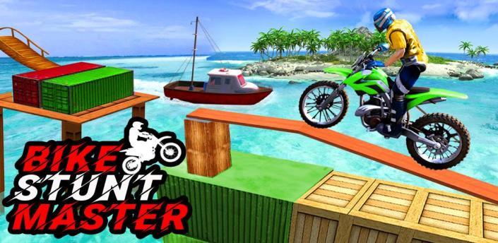 Crazy Bike Stunt Master : Bike Games 2020 apk