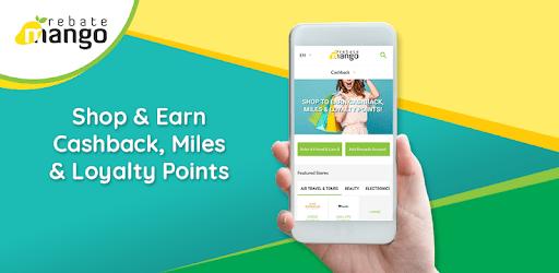 RebateMango - Rebate, Cashback, Miles & Points apk