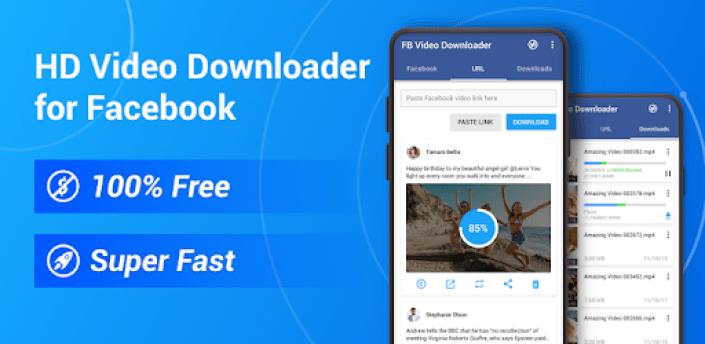 Video Downloader for Facebook - FB Video Download apk