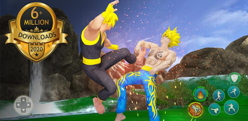 Karate King Fight: Offline Kung Fu Fighting Games apk