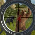 Wild Hunt: Jungle Sniper Shooting Icon