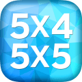 Maths Times Tables Games free Icon