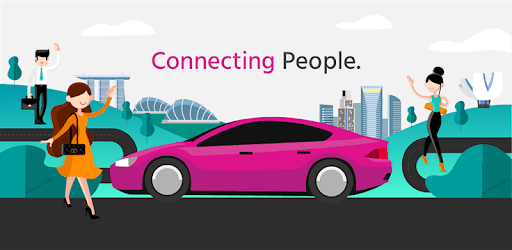 RYDE: Carpool, Taxi or Private Hire Ride Hailing apk