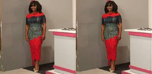 Lace & Ankara Combine Styles apk