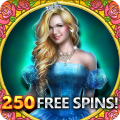 Slots - Cinderella Slot Games Icon