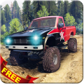 Free Hillock Off Road Jeep Driving 3D Icon