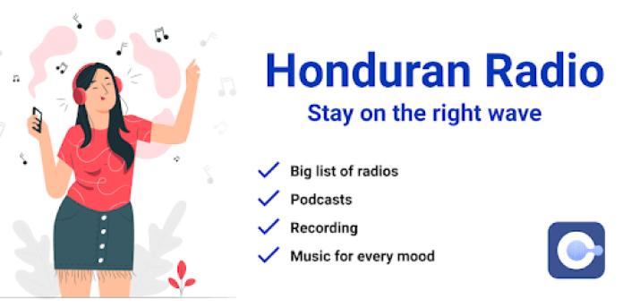 Honduras Radio - Live FM Player apk