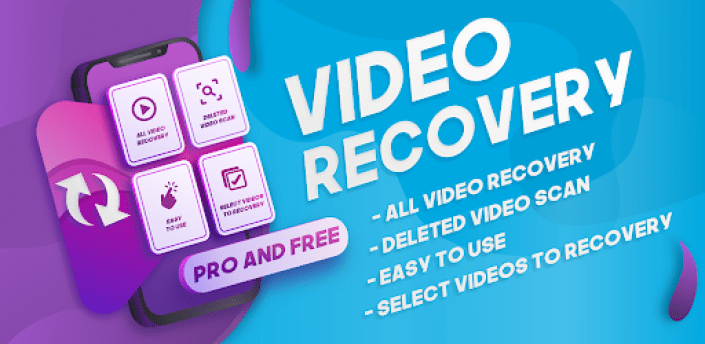 Videos Backup : recover deleted video from SD card apk